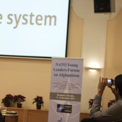 NATO Young Leaders Forum