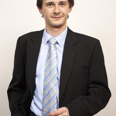 Business portrét